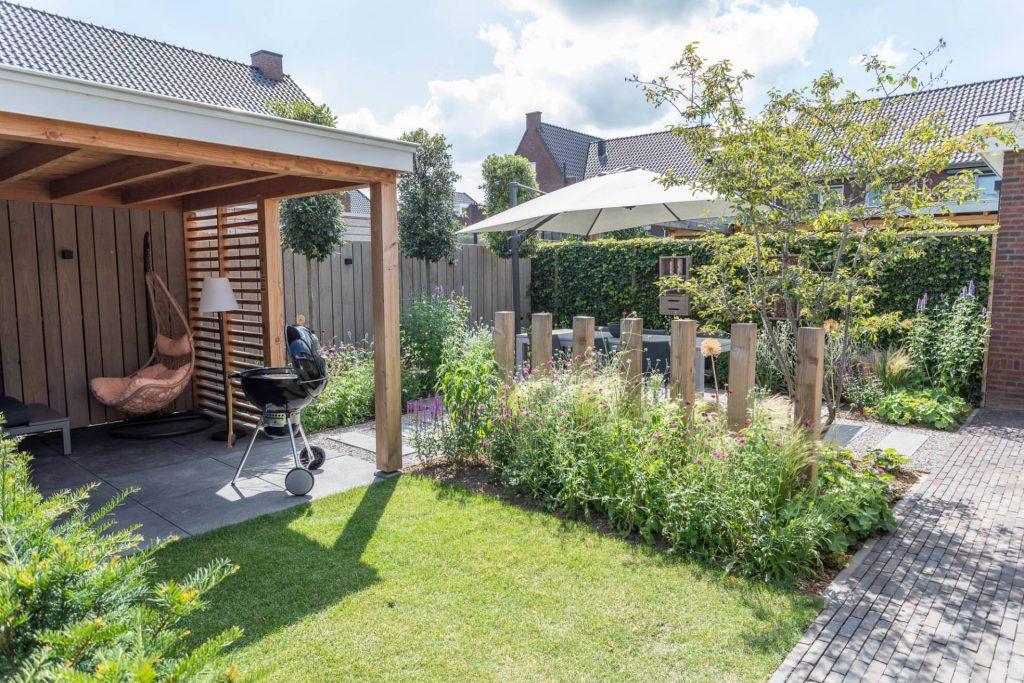 levende tuin voorbeeld